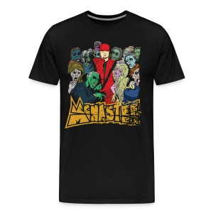 McNastee - Thrill Ya Tee 3XL - Men's Premium T-Shirt