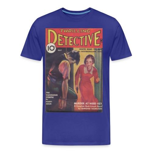 3XL Thrilling Detective 5/35 - Men's Premium T-Shirt