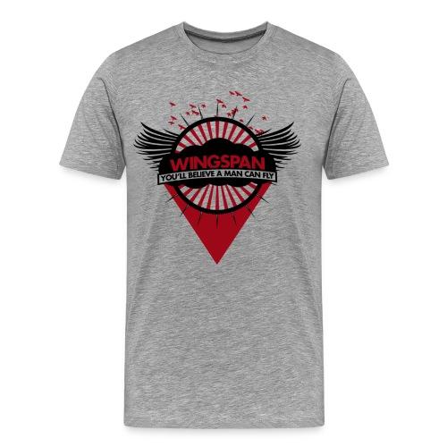 Wingspan Tee III - Men's Premium T-Shirt