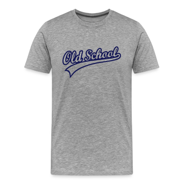 OLDSCHOOL OUTLINE T-Shirts