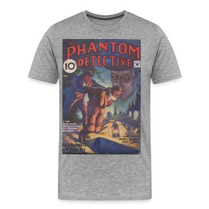 3XL Phantom Detective 6/34 - Men's Premium T-Shirt