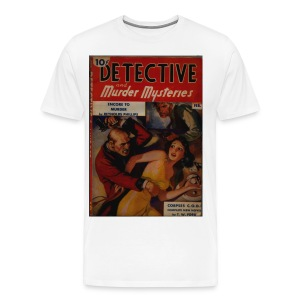3XL Detective and Murder Mysteries - Men's Premium T-Shirt