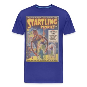 3XL Startling Stories 1st issue - Men's Premium T-Shirt