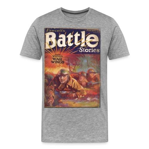 3XL Battle Stories 2/28 - Men's Premium T-Shirt