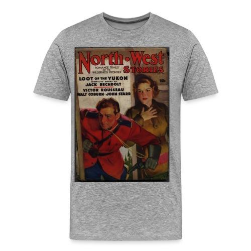 3XL North*West Stories Fall/39 - Men's Premium T-Shirt