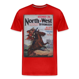 3XL North*West Stories 12/28 - Men's Premium T-Shirt