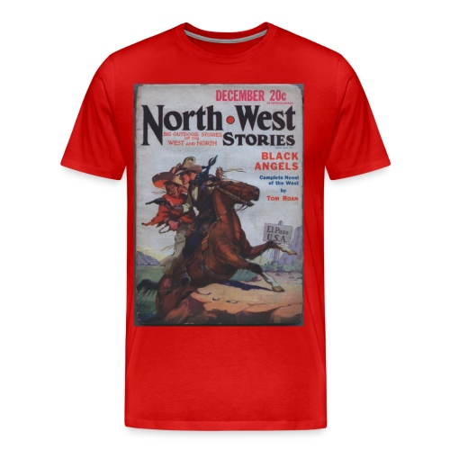 3XL North*West Stories 12/28 - Men's Premium T-Shirt
