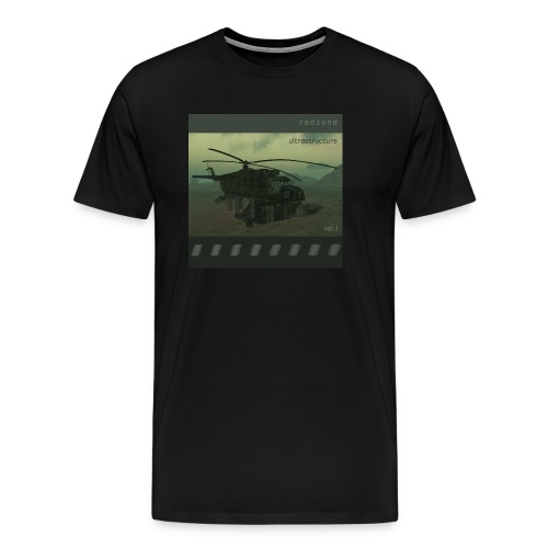 Redzone Ultrastructure I Men's Shirt - Men's Premium T-Shirt