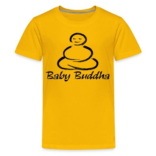 Baby Buddha T-Shirt - Kids' Premium T-Shirt