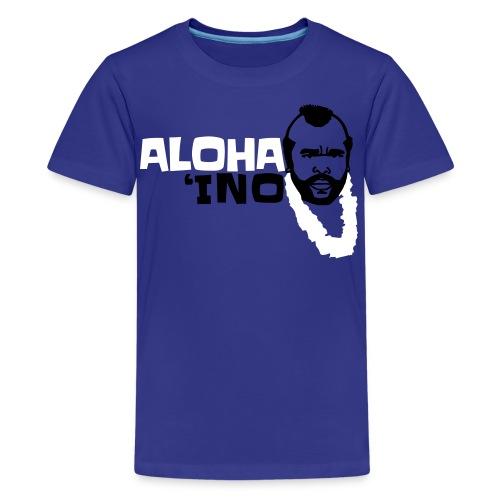 (Hawaiian) What A Pity! - Kids' Premium T-Shirt