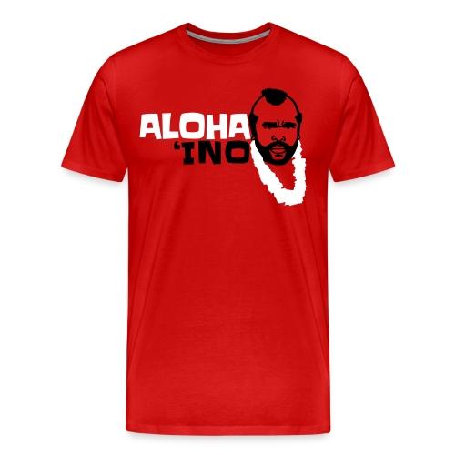 (Hawaiian) What A Pity! - Men's Premium T-Shirt
