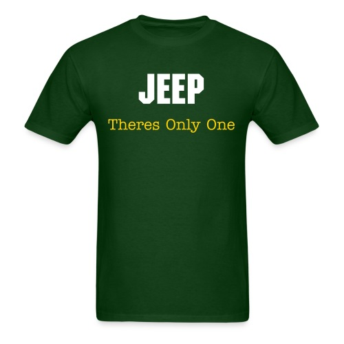 Jeepers - Men's T-Shirt