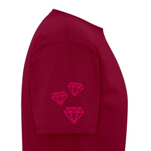 SpotLight-Doper-Diamonds Tee - Men's T-Shirt
