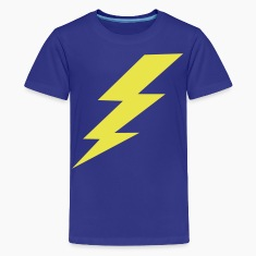 Lightning Bolt Kids' Shirts