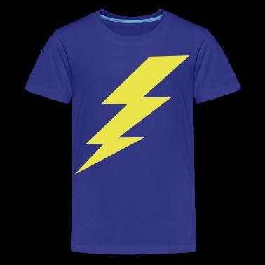 Lightning Bolt Kids' Shirts