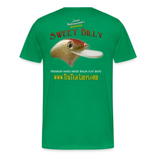 Sweet Billy 3XL T-Shirt - Men's Premium T-Shirt