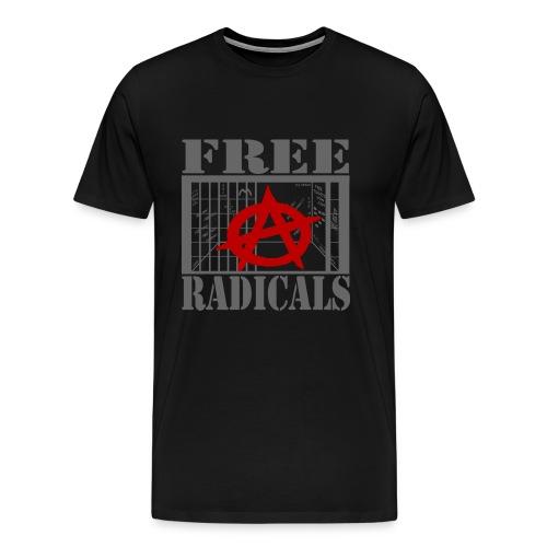FREE RADICALS! - Men's Premium T-Shirt