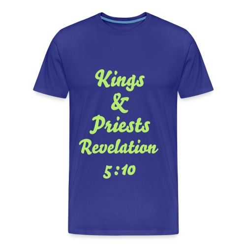 Kings & Priests tee - Men's Premium T-Shirt
