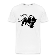 T-Shirts ~ Men's Premium T-Shirt ~ Sex Panther tshirt