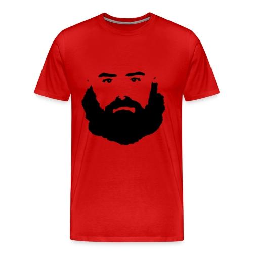 COLTON-Head sHOT - Men's Premium T-Shirt