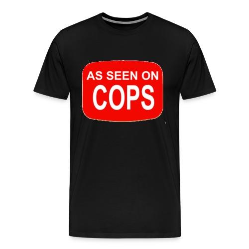 Cops - Men's Premium T-Shirt