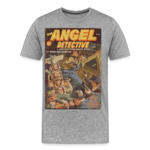 Angel Detective Hero Pulp 3XL - Men's Premium T-Shirt