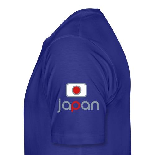 BIG in JAPAN International Friendship Club - T-Shirt - Men's Premium T-Shirt