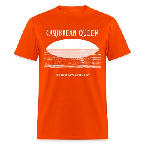 CARIBBEAN QUEEN - Men's T-Shirt