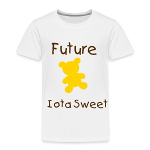Future ISweet Toddler - Toddler Premium T-Shirt
