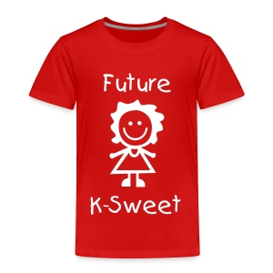 Future KSweet Toddler - Toddler Premium T-Shirt