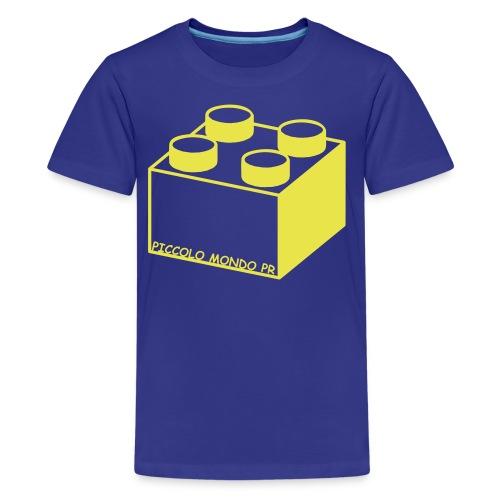 PICCOLO BLOCK KIDS - Kids' Premium T-Shirt