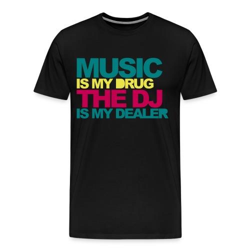 Music! - Men's Premium T-Shirt