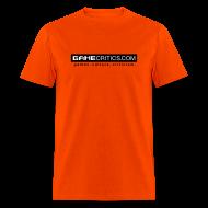 T-Shirts ~ Men's T-Shirt ~ GameCritics.com for Men