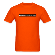 T-Shirts ~ Men's T-Shirt ~ GameCritics.com for Men