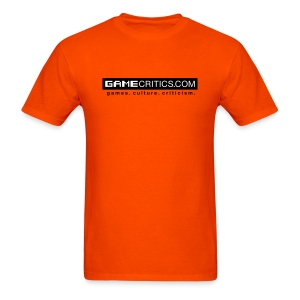 GameCritics.com for Men - Men's T-Shirt