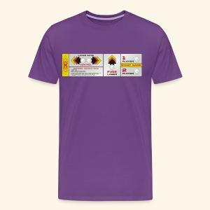 Controlpanel X - Men's Premium T-Shirt