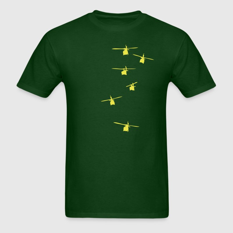 Helicopter Squadron T-Shirts - Men's T-Shirt