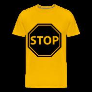 T-Shirts ~ Men's Premium T-Shirt ~ Alternate #52 Hammer Time! Tee