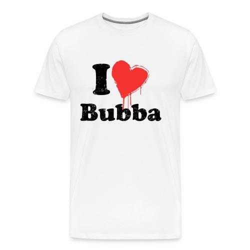 True Blood I<3Bubba Tee - Men's Premium T-Shirt