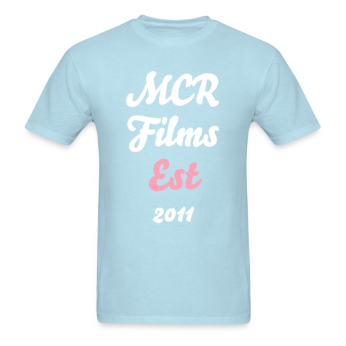 I Heart MCR Films - Men's T-Shirt