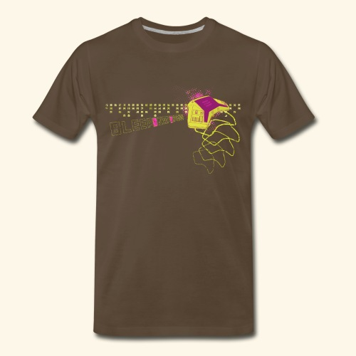 Bleep Zap Pew! - Men's Premium T-Shirt