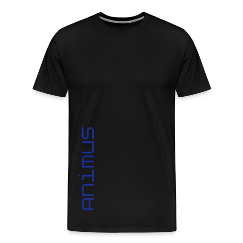 Animus Tee - Black - Men's Premium T-Shirt