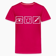 Nurse doctor Kids' Shirts