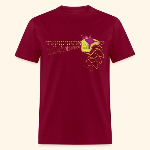 Bleep Zap Pew! - Men's T-Shirt