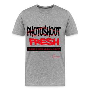 Men's Photoshoot Fresh - Men's Premium T-Shirt