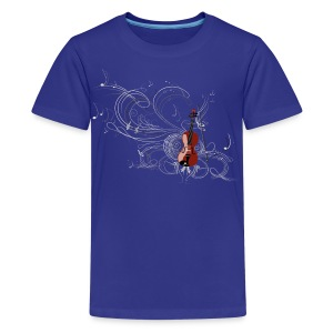 Harmonic Fiddle - Kids' Premium T-Shirt