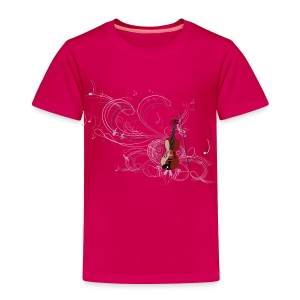 Harmonic Fiddle - Toddler Premium T-Shirt