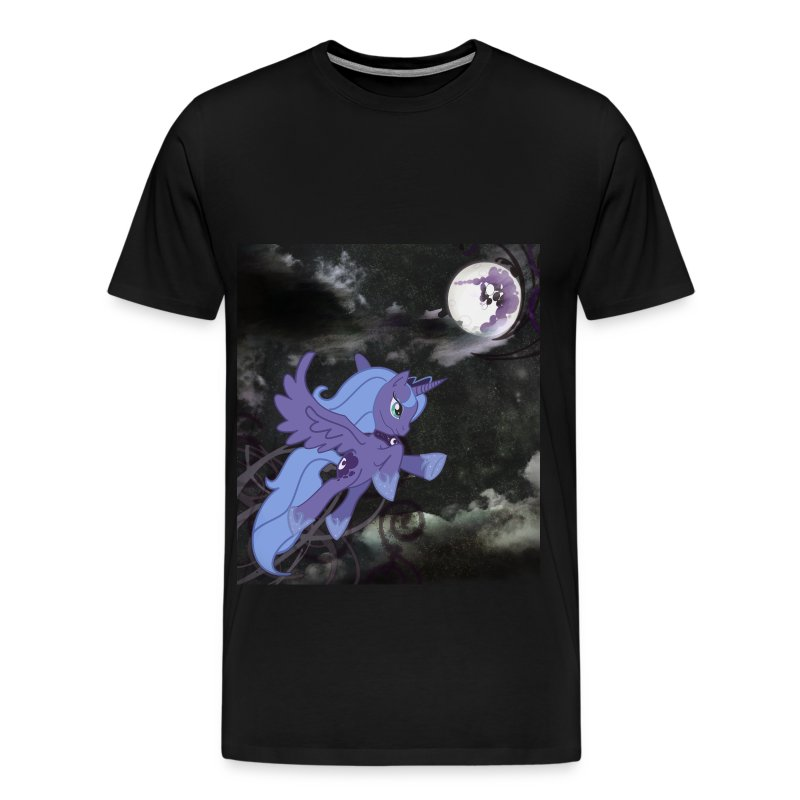 Luna Tee (Heavyweight) - Men's Premium T-Shirt