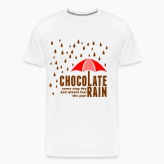Chocolate Rain Tay Zonday T-Shirts