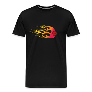 Your Six is on Fire Ya - Men's Premium T-Shirt